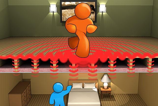 Jak odhlučnit podlahu